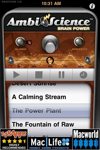 Application Brain Power