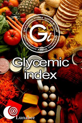 Application Mon Index Glycémique