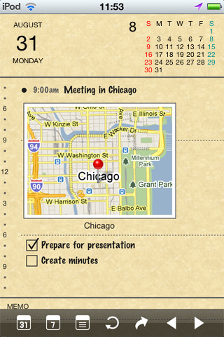 AppStore : Application Agenda (Google Agenda™ Support) Maj 4.1