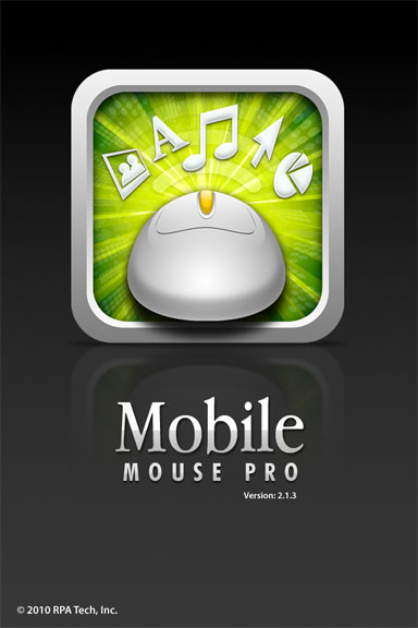 News AppStore : Application Air Mouse Pro Maj 2.1.3 (Remote / Trackpad)
