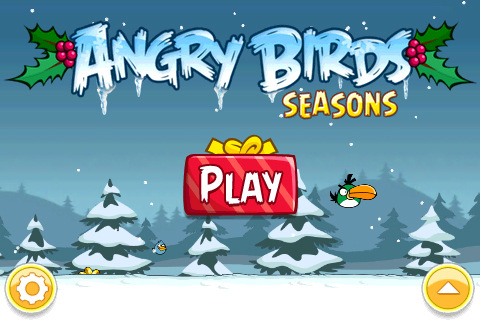 Actualite appstore angry birds seasons fete noel - Angry birds noel ...