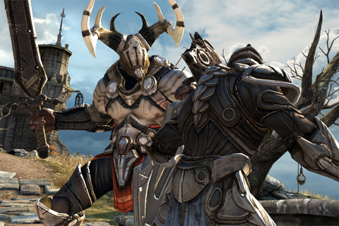 Application Infinity Blade 2