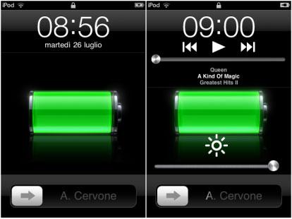 Cydia : Media Controller Brightness : Réglez la luminosité depuis votre lockscreen