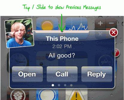 BiteSMS 6 bêta 3 : Corrections de bugs sous l'iOS 5