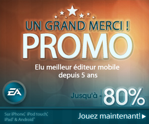 Affiche Electronic Arts Promo