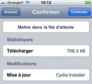 Jailbreak iOS 5.0.1 : Cydia passe en version 1.1.3 pour une meilleure compatibilité