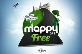 mappy free le nouveau gps gratuit sur l 39 app store. Black Bedroom Furniture Sets. Home Design Ideas