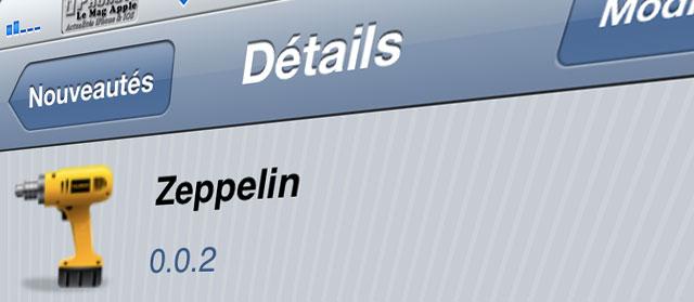 zeppelin remplacer logo op rateur par un autre tutoriel. Black Bedroom Furniture Sets. Home Design Ideas