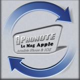 Mise à jour iPhonote