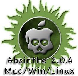Absinthe 2.0.4 : Support de l'iPad 2,4 et Fixe l'erreur du verrouillage [Jailbreak]