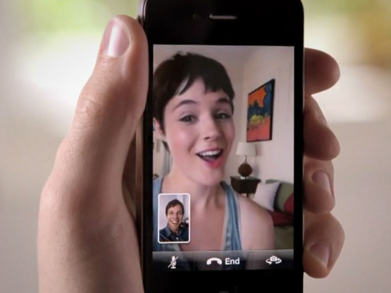how to get facetime on iphone 6
