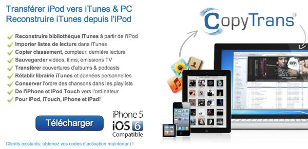 copytrans manager iphone xs