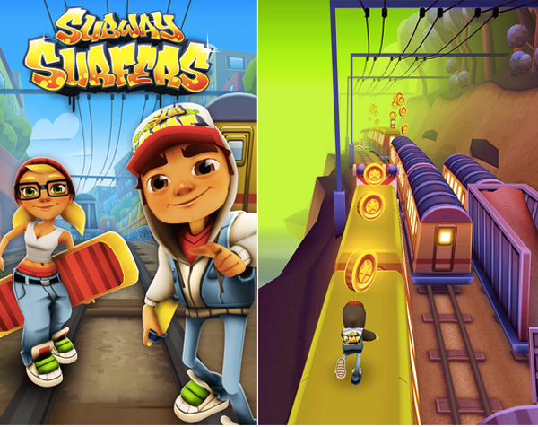 0 subway surfers 2