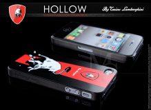 Coque Lamborghini pour iPhone 4