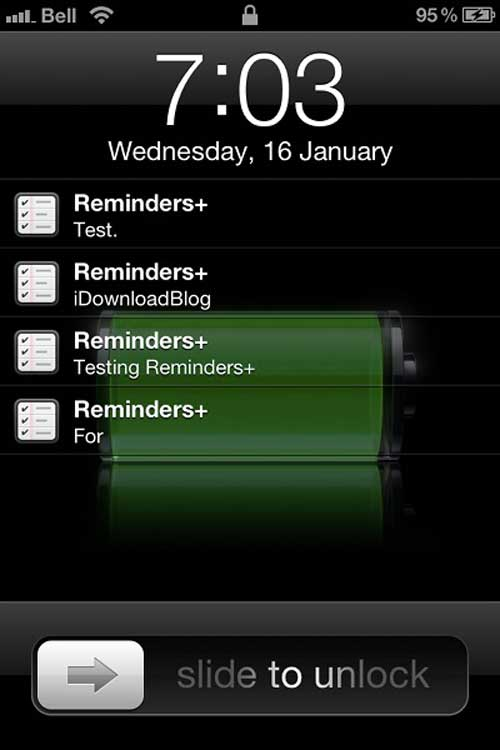 Reminders+