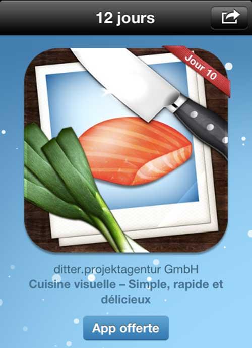 cuisine-visuelle-12-jours-itunes