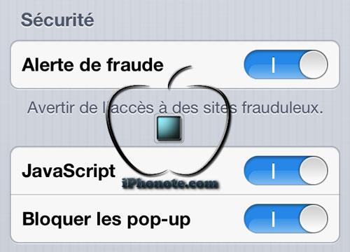 javascript-iOS6.1