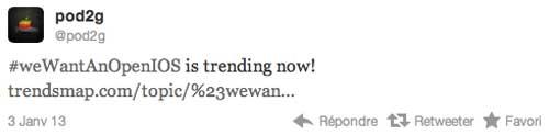 petition-#weWantAnOpenIOS