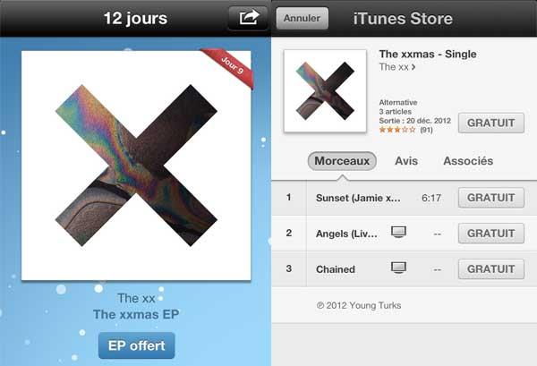 the-xxmas-ep-12-jours-itunes