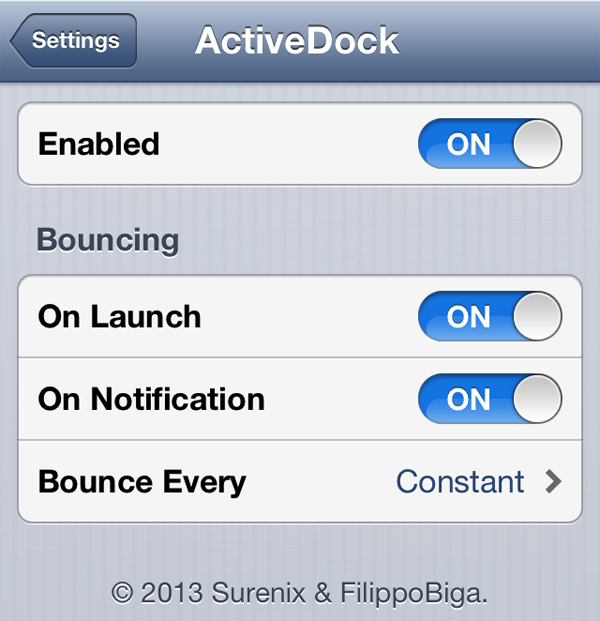 ActiveDock-Settings