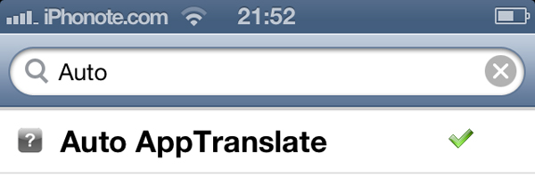 Auto-AppTranslate