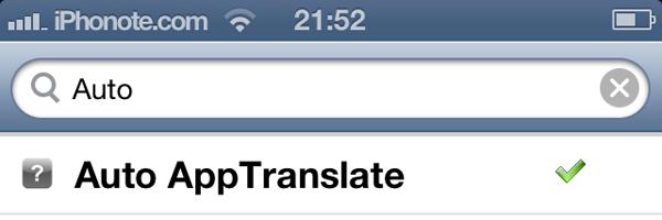 Auto-AppTranslate
