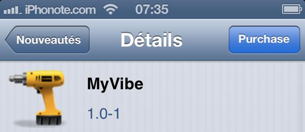 MyVibe-Cydia