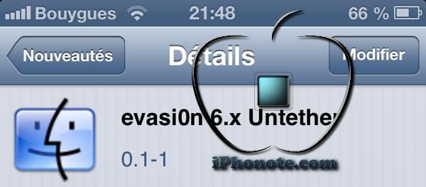 evasi0n-6.x-Untether