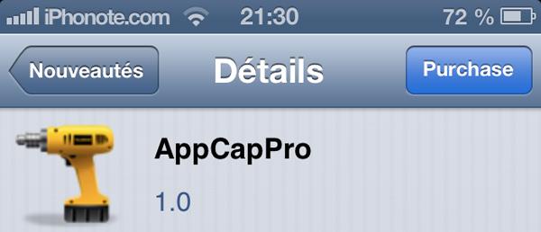 AppCapPro-tweak