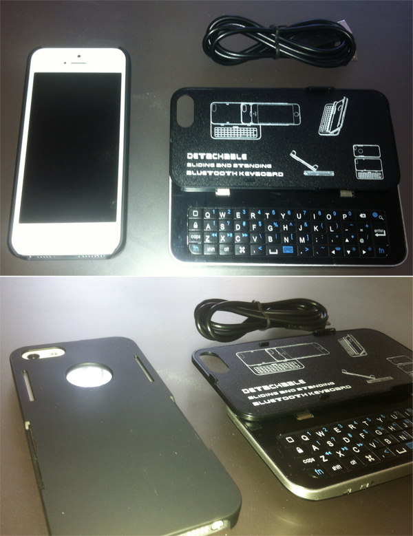 Clavier-iPhone5-bluetooth