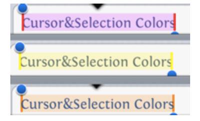 Cursor-selection-colors-tweak
