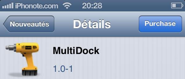 MultiDock-tweak