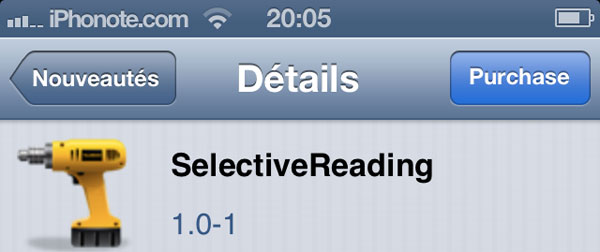 SelectiveReading-tweak