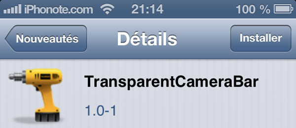 TransparentCameraBar-tweak