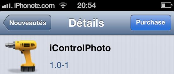 iControlPhoto-tweak