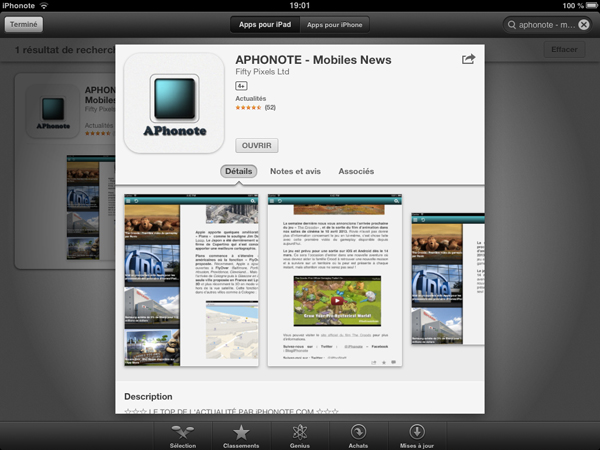 Meilleur application rencontre ipad