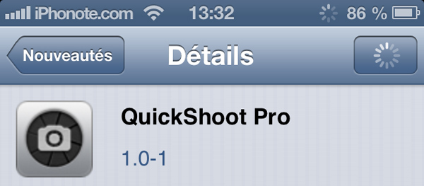 QuickShoot-Pro-Cydia
