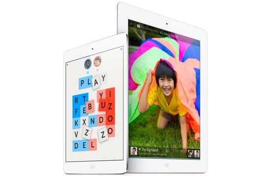 iPad-Letterpress