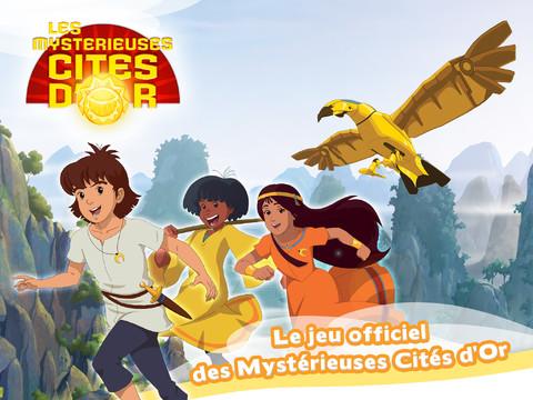 Mysterieuses-Cites-d-Or-Vol-du-Condor-app-iOS