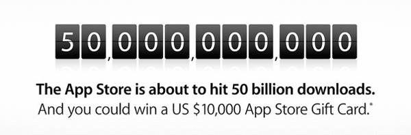 appstore-apple-50-milliards-de-telechargements