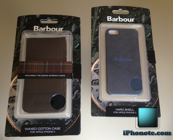 housses-coques-iphone-5-Barbour-Proporta