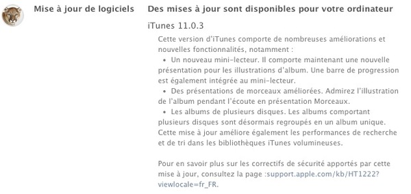 iTunes-11.0.3-Apple-telecharger