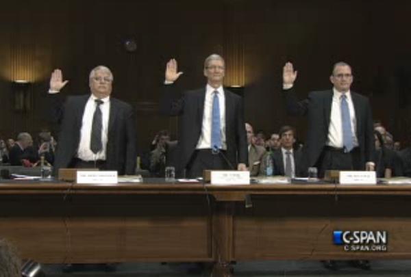 tim-cook-Apple-Senat-americain-fraude-fiscale