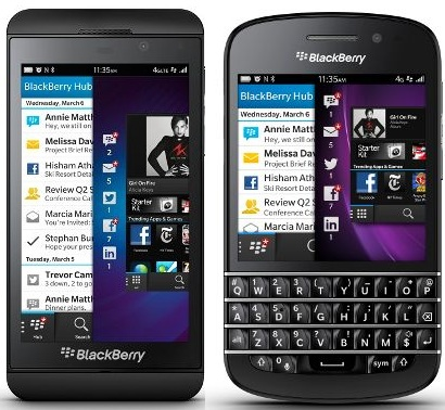 Gamme BB10