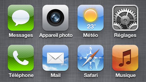 iOS6-icones