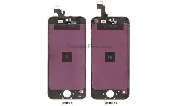 iPhone5S-Display