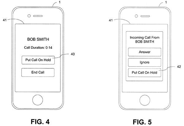 Apple-brevete-le-partage-de-medias-pendant-l-appel-en-attente