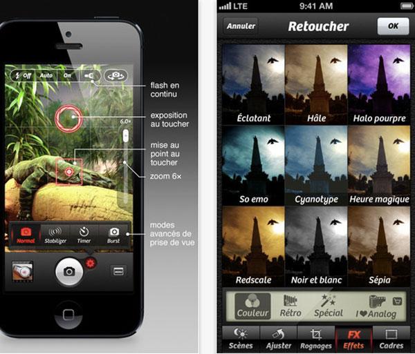 Camera+-Nouveaux-effets-de-superpositions-nouveaux-filtres-Hollywood-et-bordures-iphonote-2