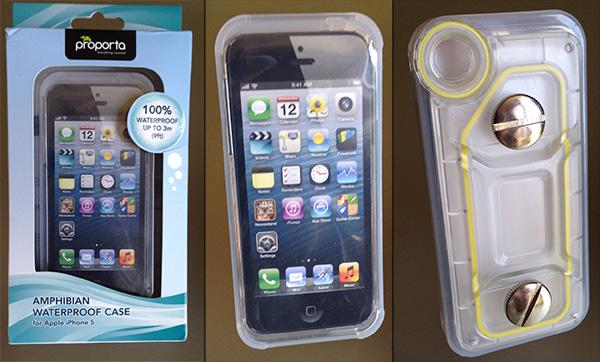 Protection Iphone Sous L Eau