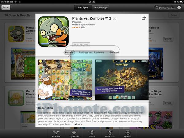 plants-vs-zombies-2-appstore